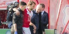 "Janssen bevestigt kruisbandblessure: ""Enorme domper"""