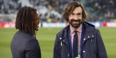 Pirlo keert terug bij Juve en wordt coach van beloftenploeg