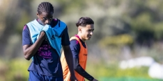 FC Utrecht legt de talentvolle Mamengi vast tot en met 2023
