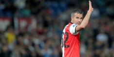 Van Persie als spitsentrainer terug bij Feyenoord