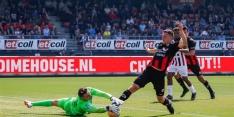 Stand-in Willem II-doelman Woud klaar voor eventuele bekerfinale
