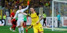 Dortmund vervolgt titelrace zonder geschorste Reus en Wolf