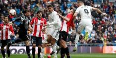 Benzema wederom goud waard voor Real met hattrick