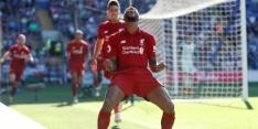 Wijnaldum breekt de ban voor Liverpool, vloek op plek vier