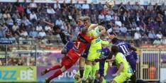 Anderlecht pakt tegen Gent eerste play-off-punt na vertrek Rutten