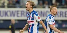 Heerenveen was niet concreet voor Vlap, nieuwe speler Cambuur