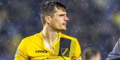 NAC Breda ziet Koch voor transfersom naar Eupen gaan