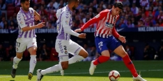Barça moet feestje even uitstellen na winst Atlético