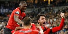 Rennes stunt en verslaat PSG in bloedstollende finale