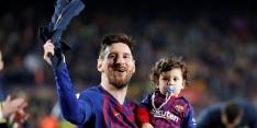 Gisteren gemist: Barça kampioen, promotie Krul en flater van PSG