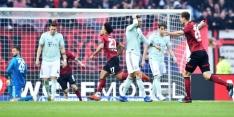 Bayern komt niet verder dan gelijkspel bij 1. FC Nürnberg