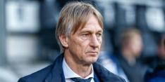"""Willem II blijft kwakkelen: """"Dan zakt de moed je in de schoenen"""""""