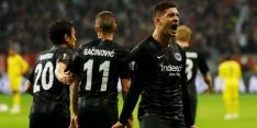 Real Madrid haalt Jovic voor 60 miljoen, winst Eintracht