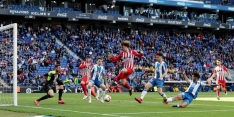 Zeldzame grote nederlaag voor Atlético bij Espanyol
