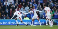 Cardiff City derde degradant in Engeland na nieuw verlies