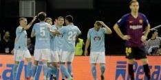 Barça verliest van Celta met B-ploeg, maar verliest Dembélé