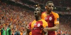 Galatasaray nieuwe koploper, Club Brugge houdt hoop op titel