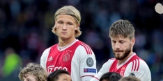 Dolberg krijgt na tegenvallend seizoen oproep voor Denemakren