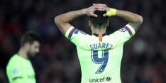 FC Barcelona laat herstellende Suárez revalideren bij Uruguay