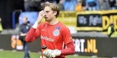 MVV Maastricht haalt keeper Bertrams terug naar Nederland
