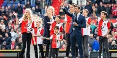 Van Bronckhorst genoot van Europese prestaties Ajax