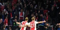Slechts twee clubs verdienden meer aan transfers dan Ajax