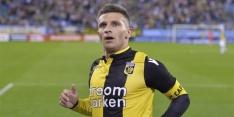 'Feyenoord ziet aanvaller Linssen als stand-in voor Sinisterra'