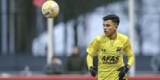 'AZ raakt zeer talentvolle Taabouni mogelijk kwijt in de winterstop'
