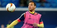 Cazorla meldt zich na vertrek bij Villarreal bij club Xavi