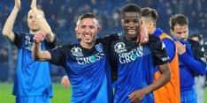Parma veilig na zege, Empoli bezorgt Genoa degradatiezorgen