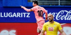 Messi voorkomt verlies Barça ondanks blunders Cillessen