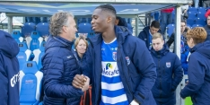 Ehizibue vertrekt bij PEC Zwolle en tekent bij FC Köln