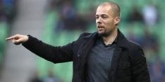 """Buijs hoopt op aanblijven Robben: """"De bal ligt volledig bij Arjen"""""""