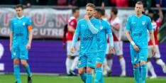 """Berusting bij Heracles-coach Wormuth: """"Ben trots op de ploeg"""""""