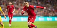 Ronaldo en supertalent João Felix starten bij Portugal