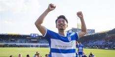 PEC Zwolle-verdediger Nakayama met Japan naar Copa América
