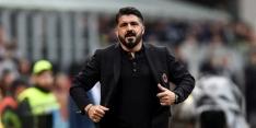 Gattuso denkt dat Napoli mentaal nog niet goed genoeg is