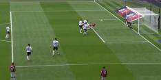 Video: El Ghazi scoort en brengt Aston Villa op drempel PL
