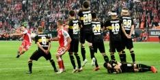 Union Berlin promoveert voor eerst in historie naar Bundesliga