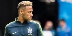 Neymar moet zijn band bij Brazilië afstaan aan Alves