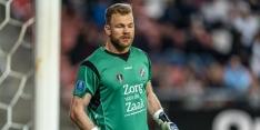 Feyenoord haalt transfervrije Marsman als vervanger van Delle
