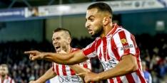 Sparta Rotterdam gaat langer door met 'voorbeeldprof' Auassar