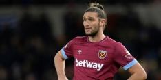 West Ham United neemt na zeven seizoenen afscheid van Carroll