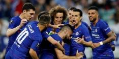 Giroud en Hazard helpen Chelsea aan Europa League-winst