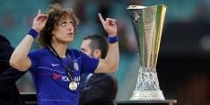 Luiz breekt na Europa League-zege lans voor 'geweldige' Sarri