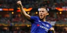Witsel hoopt dat landgenoot Hazard naar Real Madrid gaat