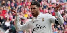 Ramos geeft duidelijkheid: aanvoerder blijft Real trouw