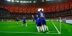 'Autoriteiten gooiden poorten stadion Baku open voor bevolking'