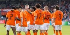 Jong Oranje en Leeuwinnen moeten naar 'code Oranje' landen