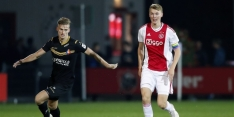 Door Telstar ontslagen Ajax-fan Van der Laan vindt nieuwe club